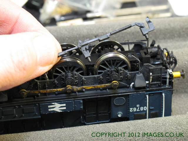 Brake gear removal