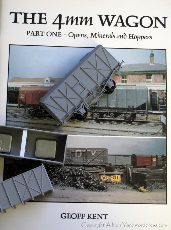 The 4mm Wagon Pt1 ISBN 1874103038