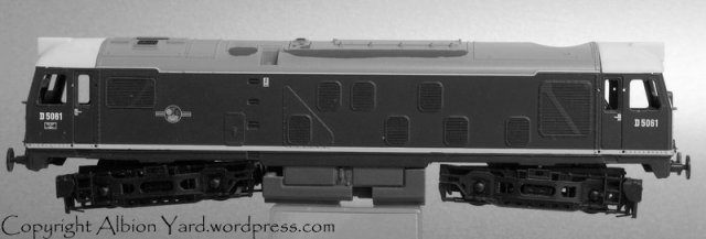 Brassmasters Fuel/Water Tanks for Class 24/25