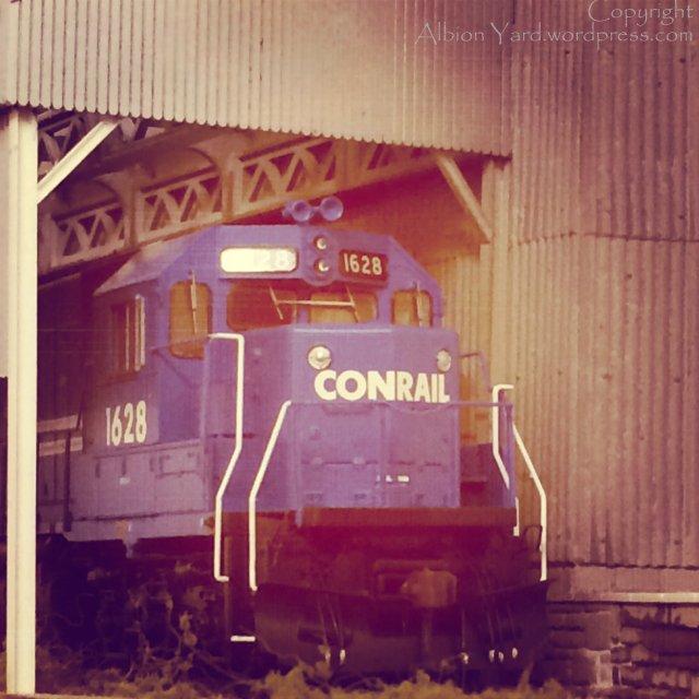 Athearn Genesis Conrail GP15-1