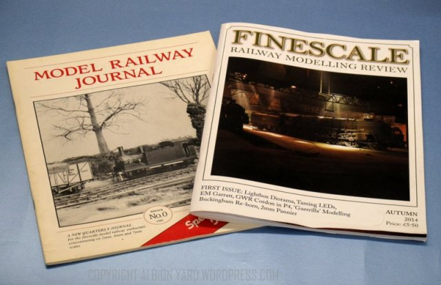 MRJ 0 & FRMR First editions
