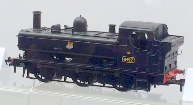 Bachmann 64XX  Pre Production model