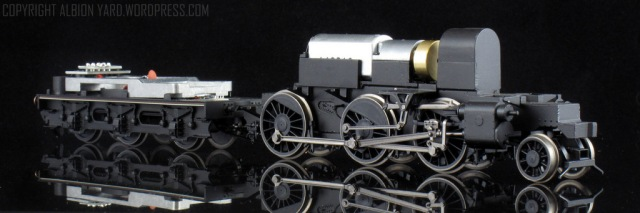 Hornby K1 R3243a Chassis