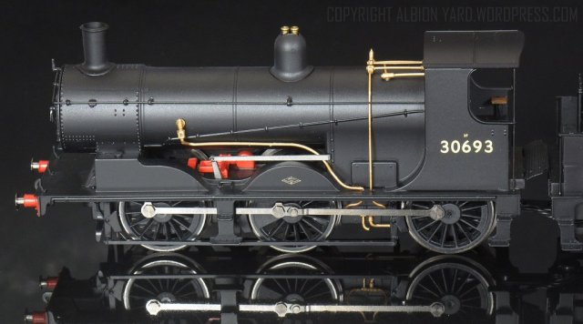 Hornby R3240 Drummond Black Motor