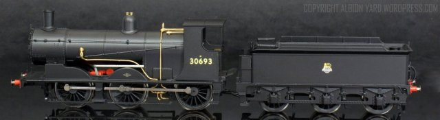 R3240 Hornby LSWR 700 'Black Motor'