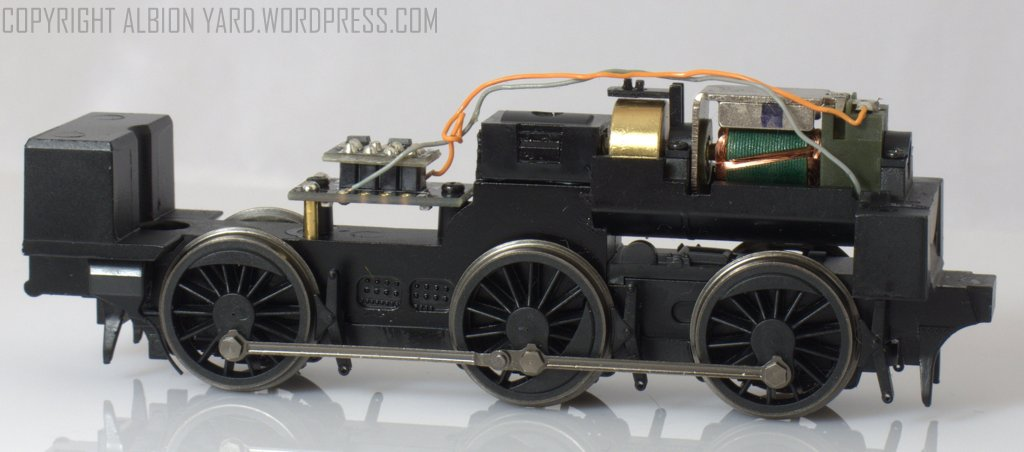 hornby r8249 decoder instructions