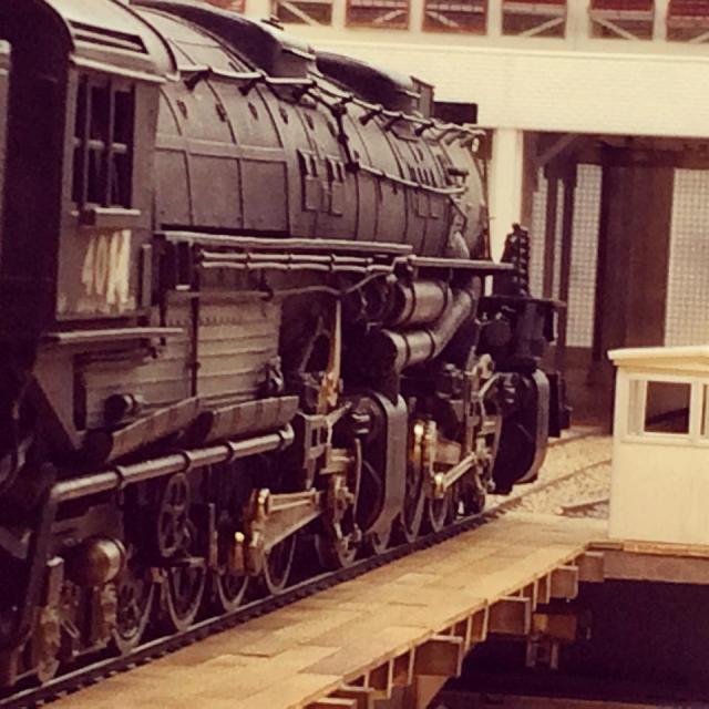 Laramie Engine Terminal