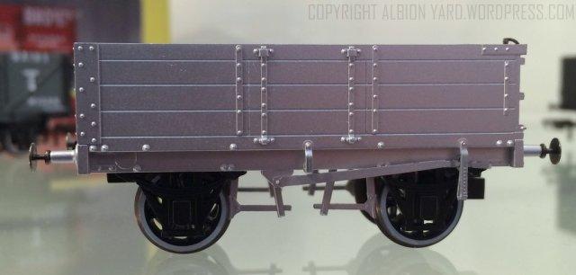 Oxford Rail North British 4 Plank OR76MW4001  OR76MW4002  OR76MW4003 OR76MW4004
