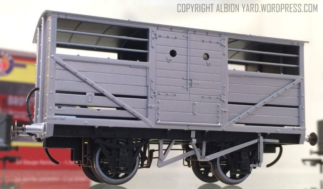 NE Cattle wagon OR76CAT001 OR76CAT002