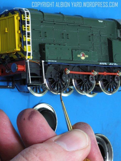 Hornby 08 R3261 R3342 R3343 R3484 R3485 R2933