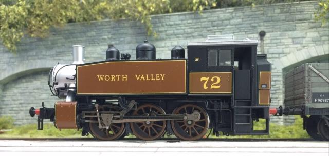 Model Rail/Bachmann MR108 USA Dock Tank