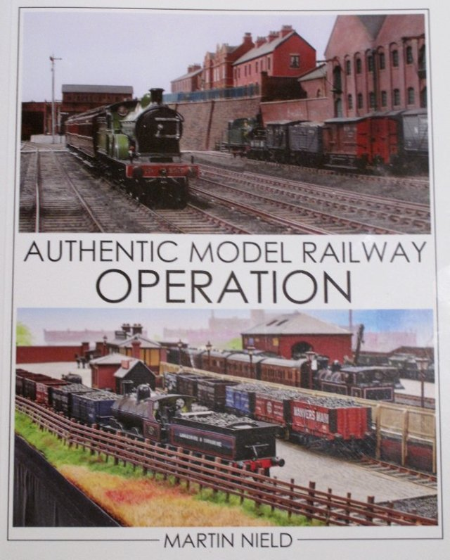 Authentic Model Railway Operation ISBN 9781912038008
