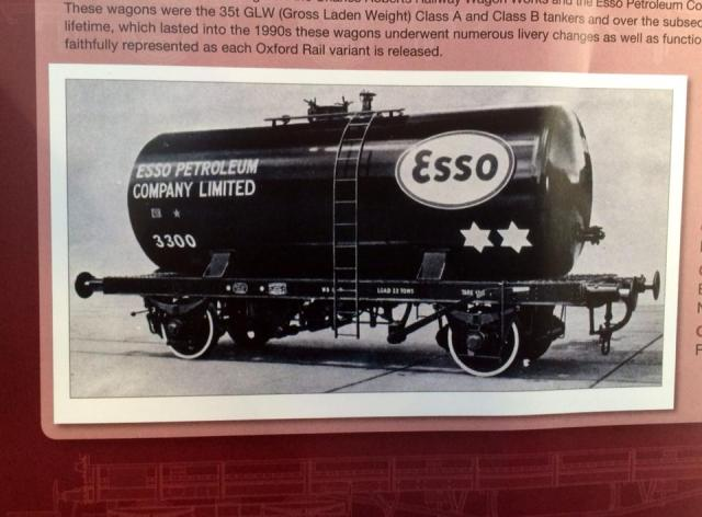 Oxford Rail GLW 35T Tank Wagon